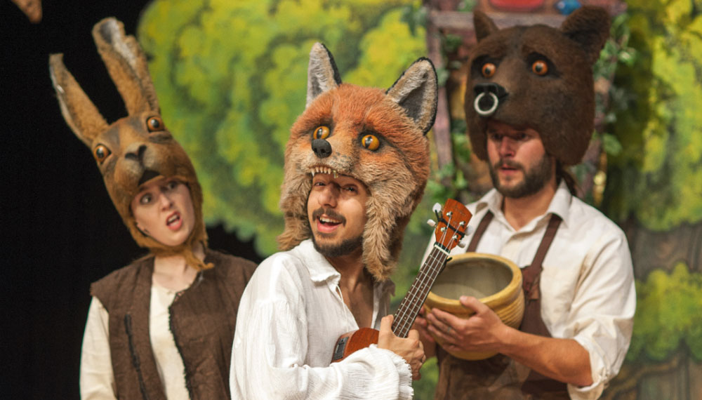 Reynard the Fox, children's theatre