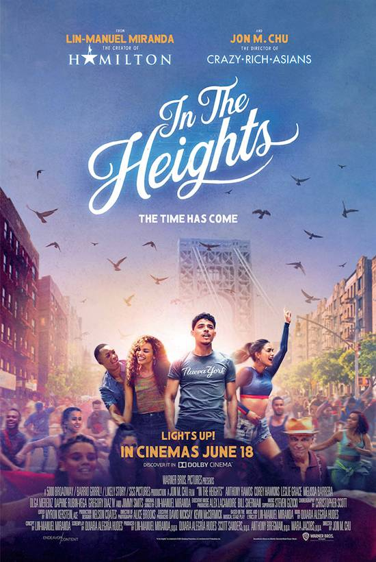 Film Poster In The Heights